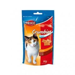 Crumbies con malta para gatos