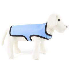 Camiseta refrescante protege a tu mascota del calor