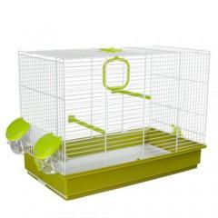Jaula para pájaros universal rectangular