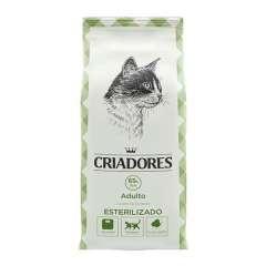 Pienso para gatos Criadores especial esterilizado con pollo